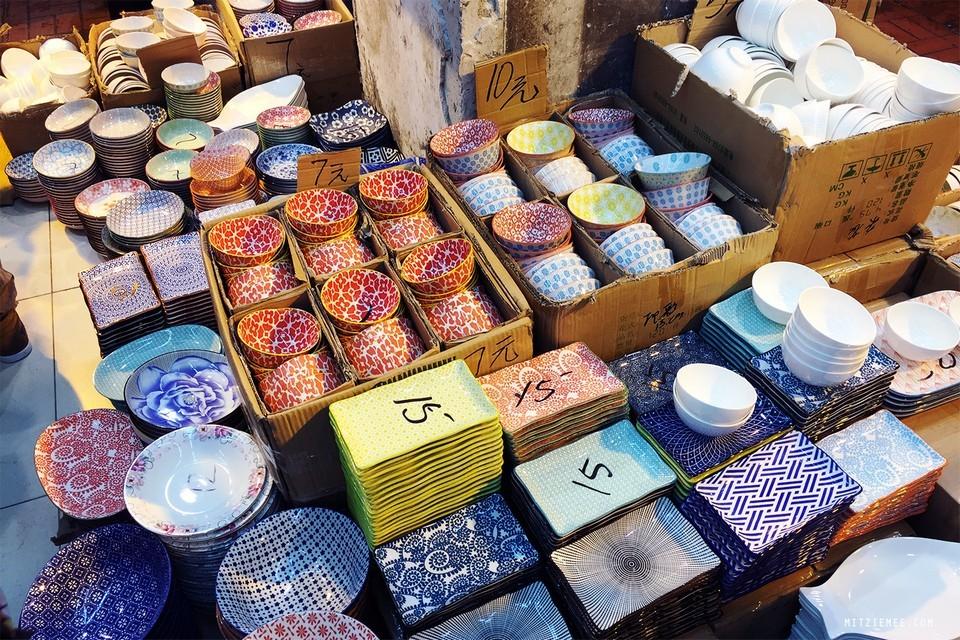 Ladies' Market, Hong Kong