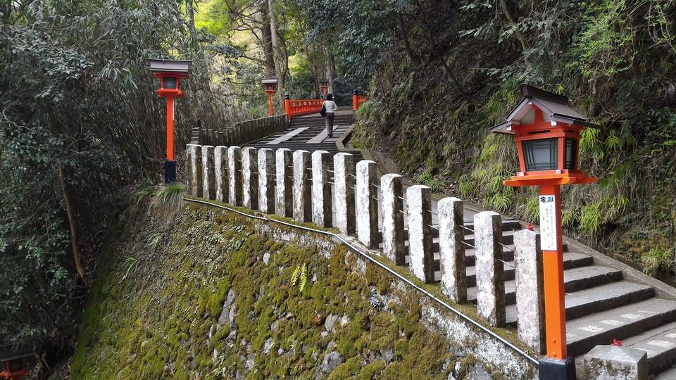 fushimi inari hiking