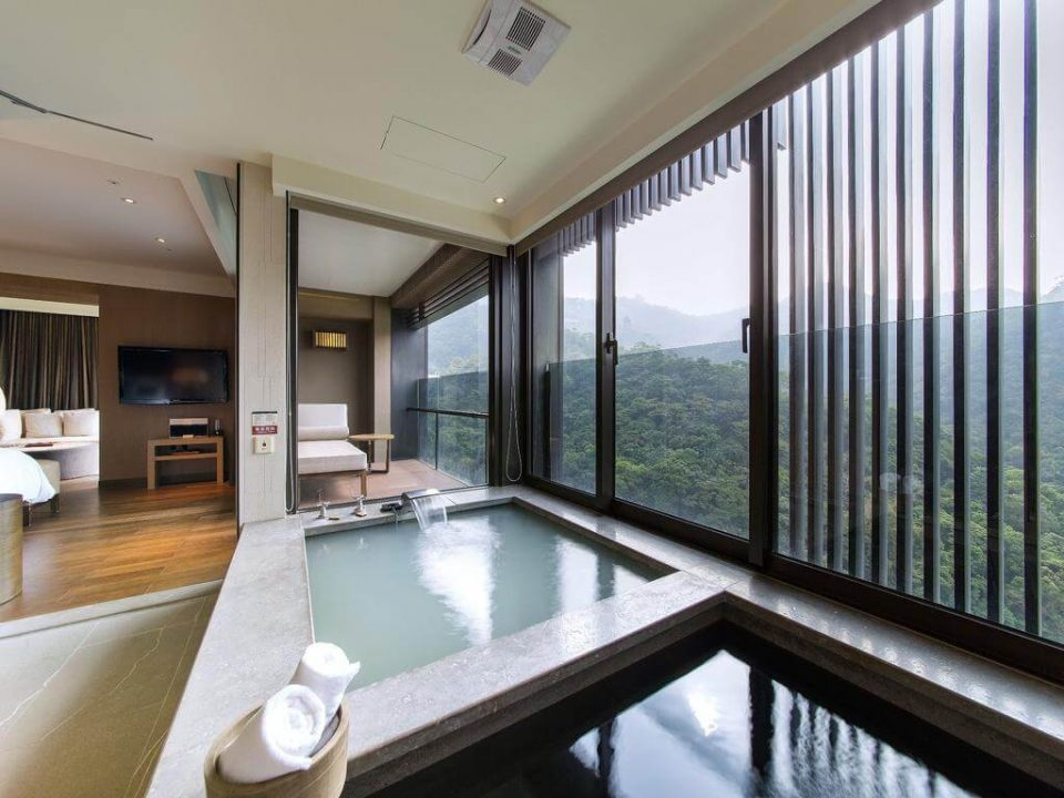 Beitou Hot Spring Picture: grand view resort beitou hot spring review blog.