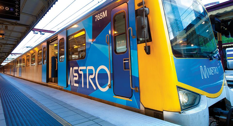 Metro Trains Melbourne, VIC