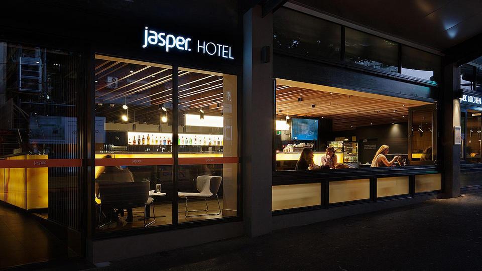 Jasper Hotel melbourne vic