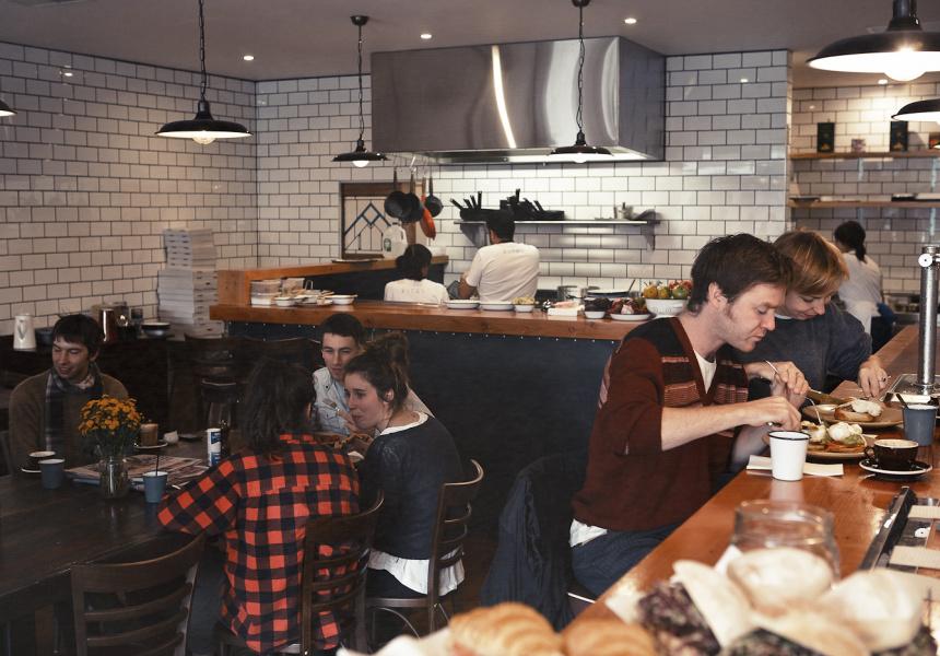 Rita's Cafeteria melbourne