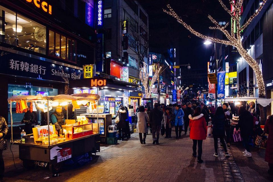Yeouido Night Market 1