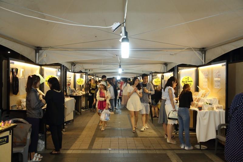 Cheonggye Plaza Season Market 2