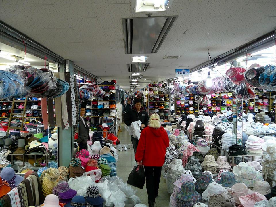 Pyounghwa fashion town 4