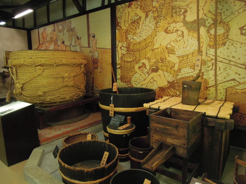 Gekkeikan Okura Sake Museum kyoto (1)