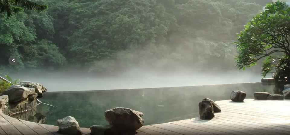 Wulai hot spring volando urai hot spring review, volando urai spring spa & resort blog, volando urai spring spa & resort review