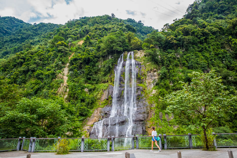 Wulai hot spring