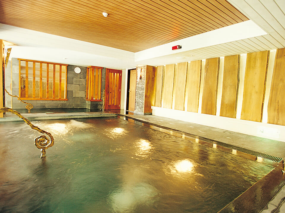 Wulai hot spring Picture: volando urai spring spa & resort review blog.