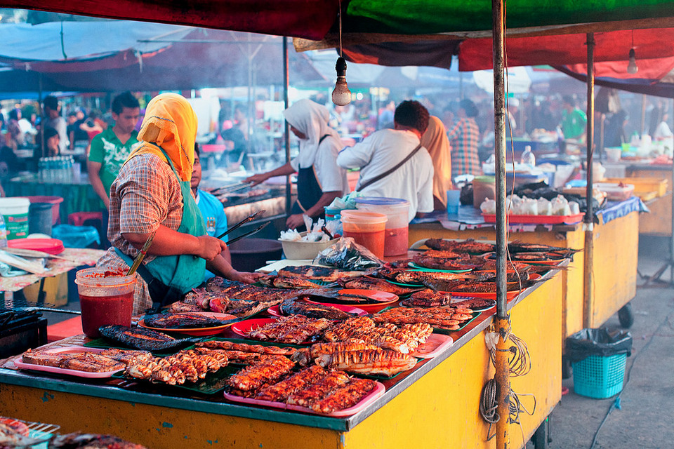 Central Market, Kota Kinabalu