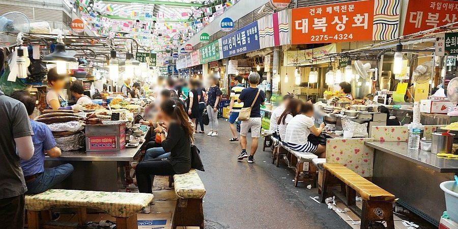 Gwangchang market