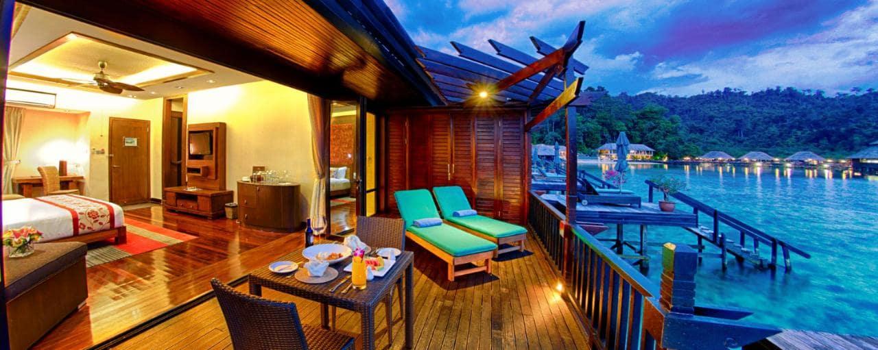Gayana Marine Resort kk