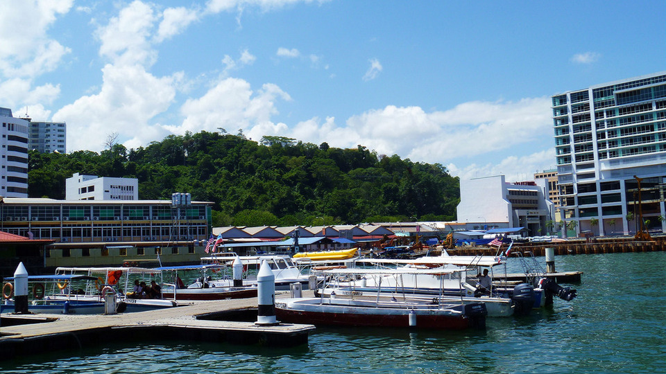 Jesselton Point Waterfront