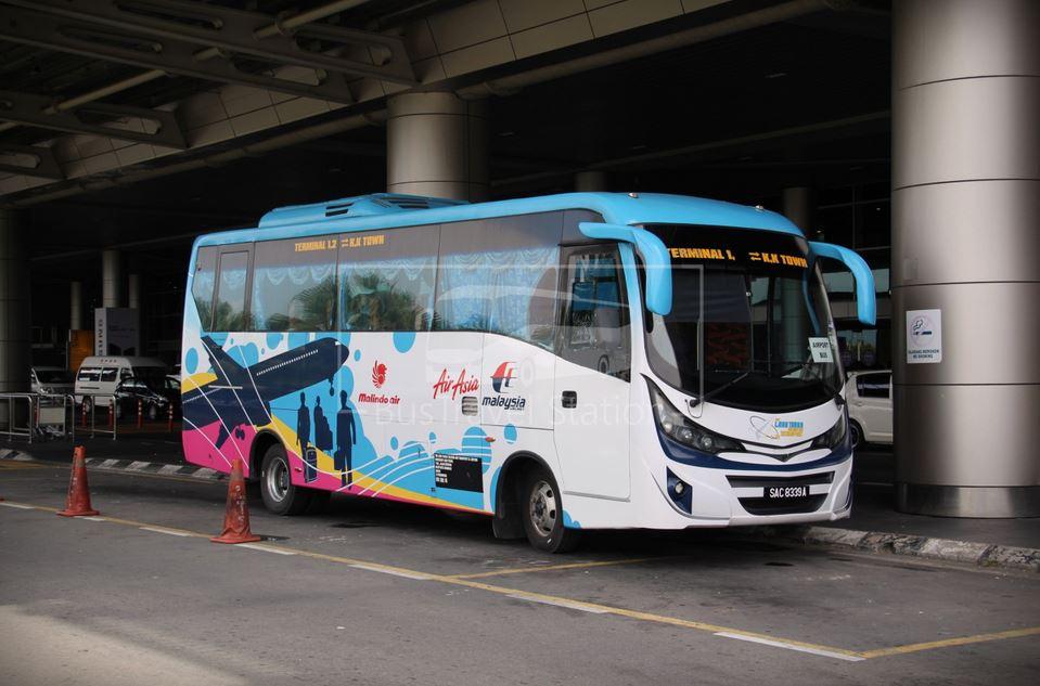 Kota Kinabalu Airport Bus