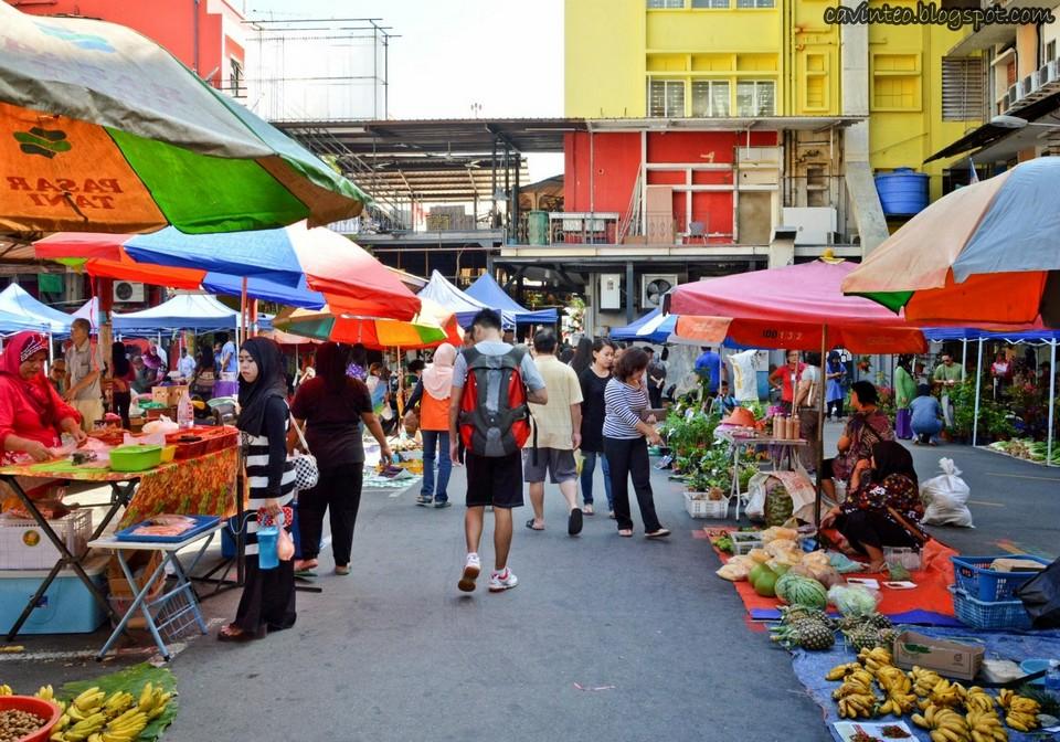 01 Gaya Street Sunday Market @ Kota Kinabalu [Sabah, East Malaysia, Borneo Island] (Large)