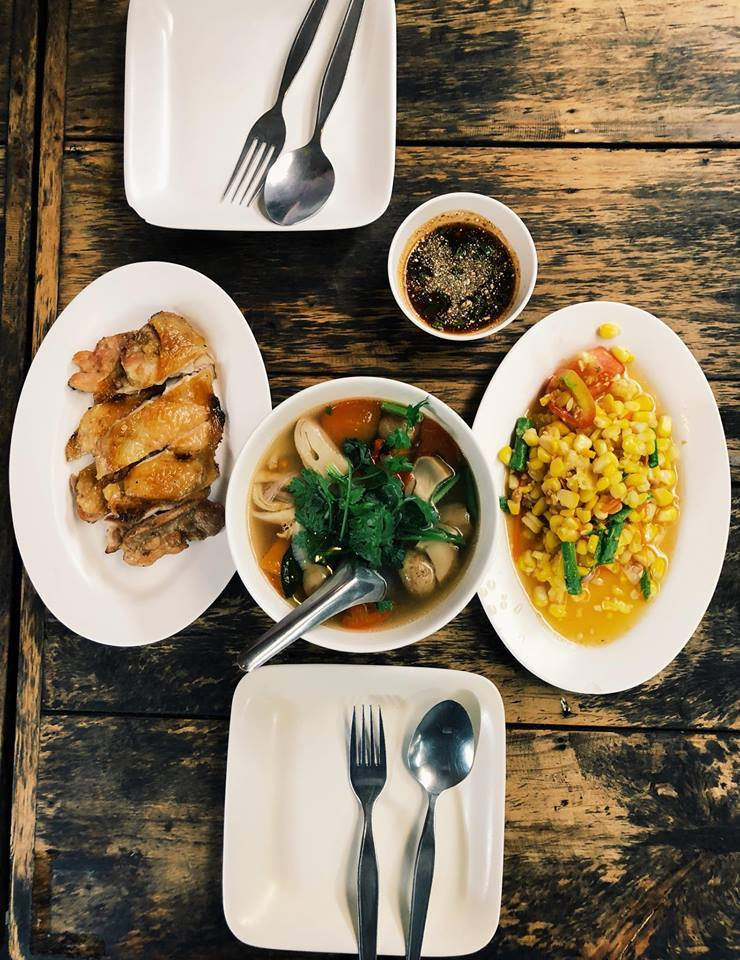 1Cherng Doi Roast Chicken chiang mai thailand (3)