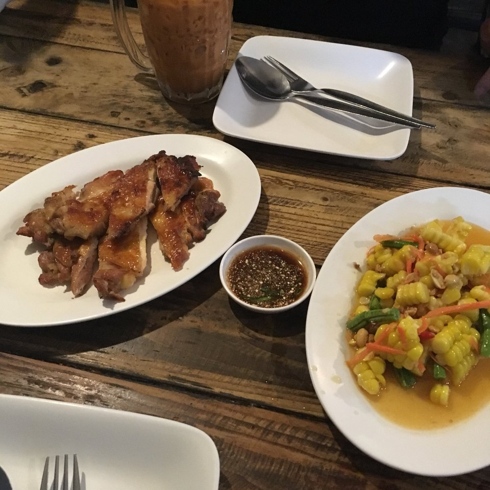 Cherng Doi Roast Chicken chiang mai thailand (1)