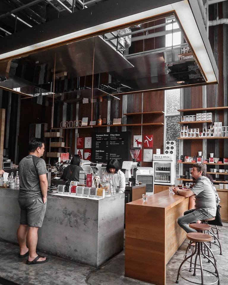 Roots Coffee, The Commons BKK