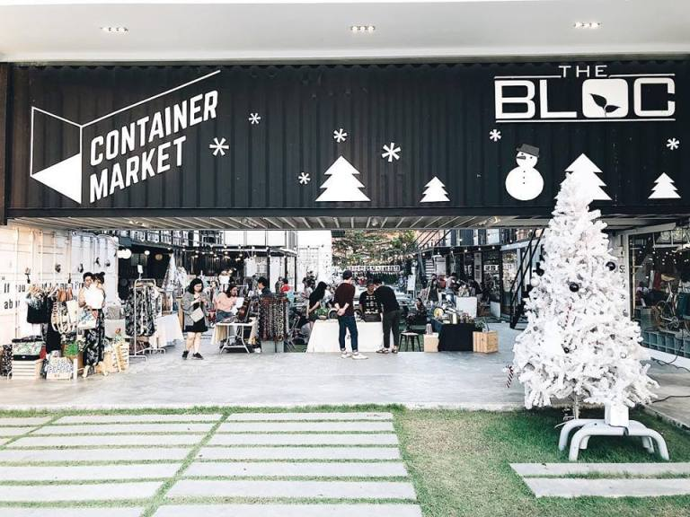 Container Market, The Bloc BKK