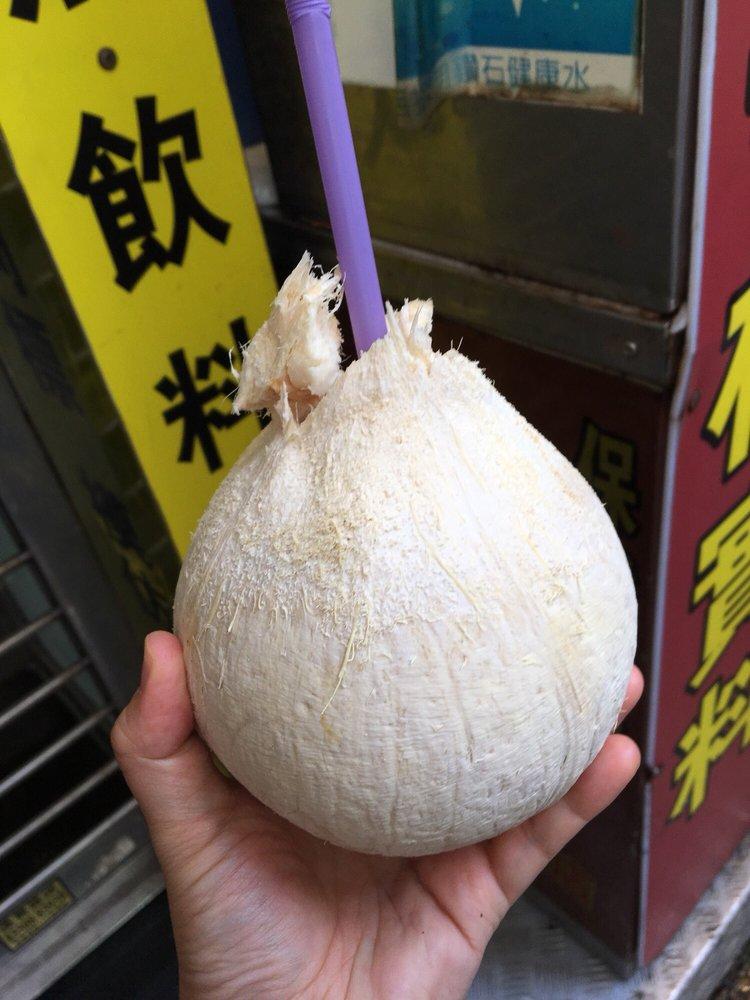 King of Coconut hong kong (1)
