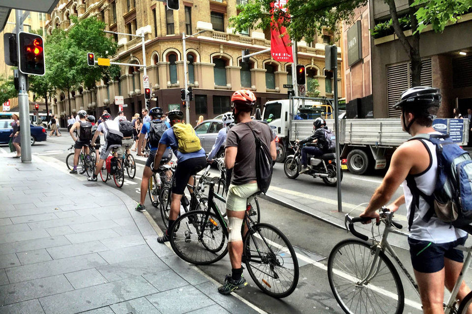 Cycling in Sydney - how risky is it really1