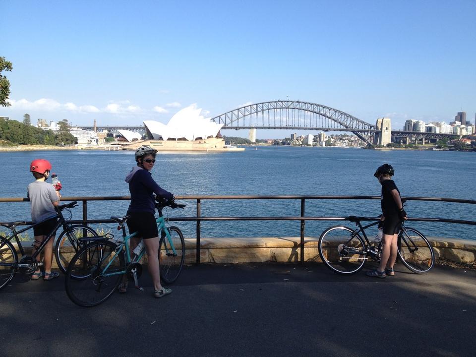 Cycling in Sydney sydney travel blog, sydney blog, sydney travel guide blog, sydney travel guide, sydney australia travel blog