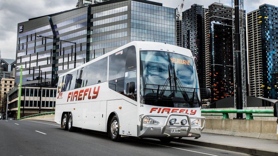 FireFly Express Luxury Coach Travel