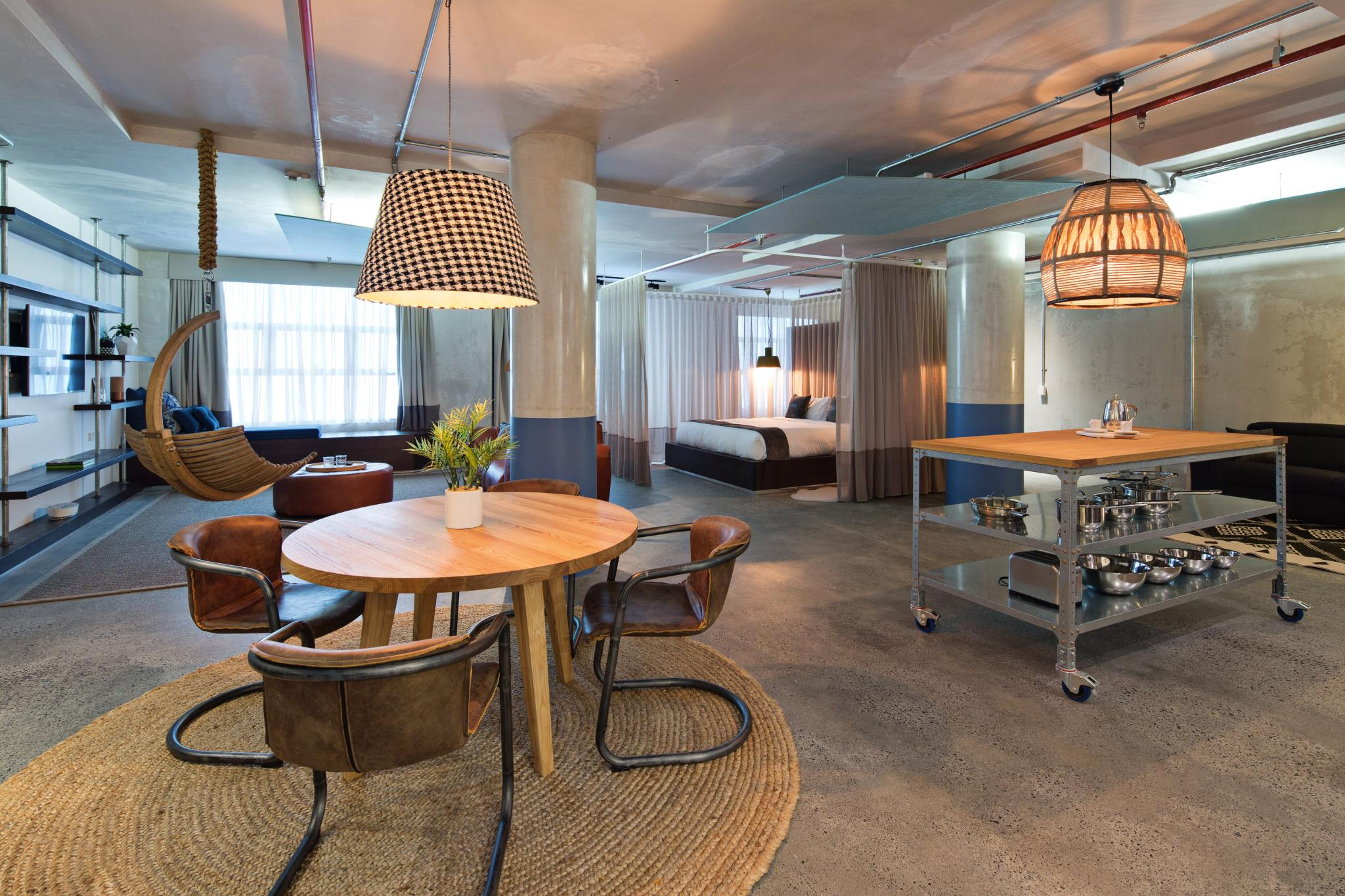 Zara Tower – Luxury Suites and Apartments sydney (2)
