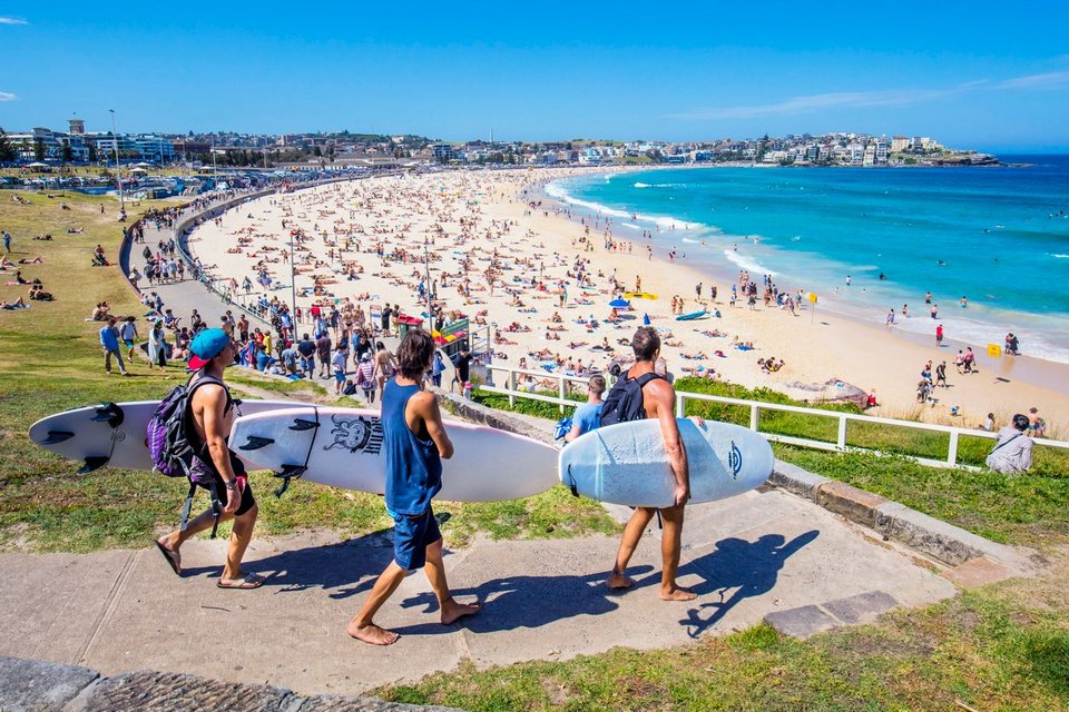 -bondi-beach best places to visit in sydney, best places to visit in sydney australia,