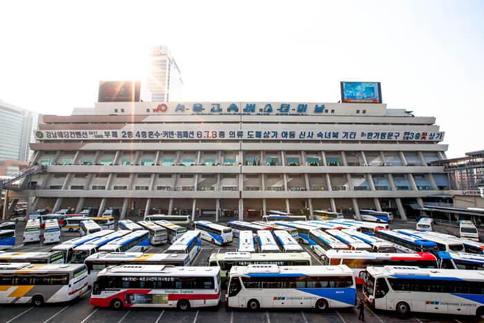 Shopping District Korea