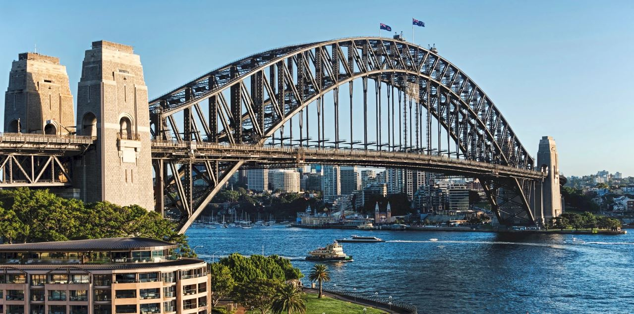 sydney harbour bridge australia (1)