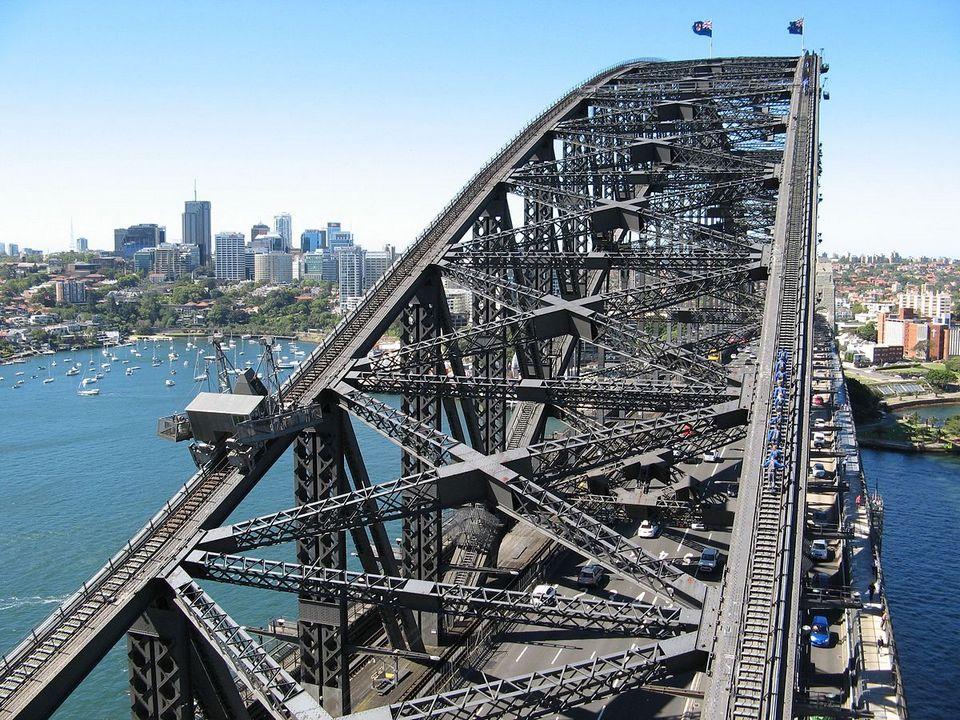 sydney harbour bridge australia (1)