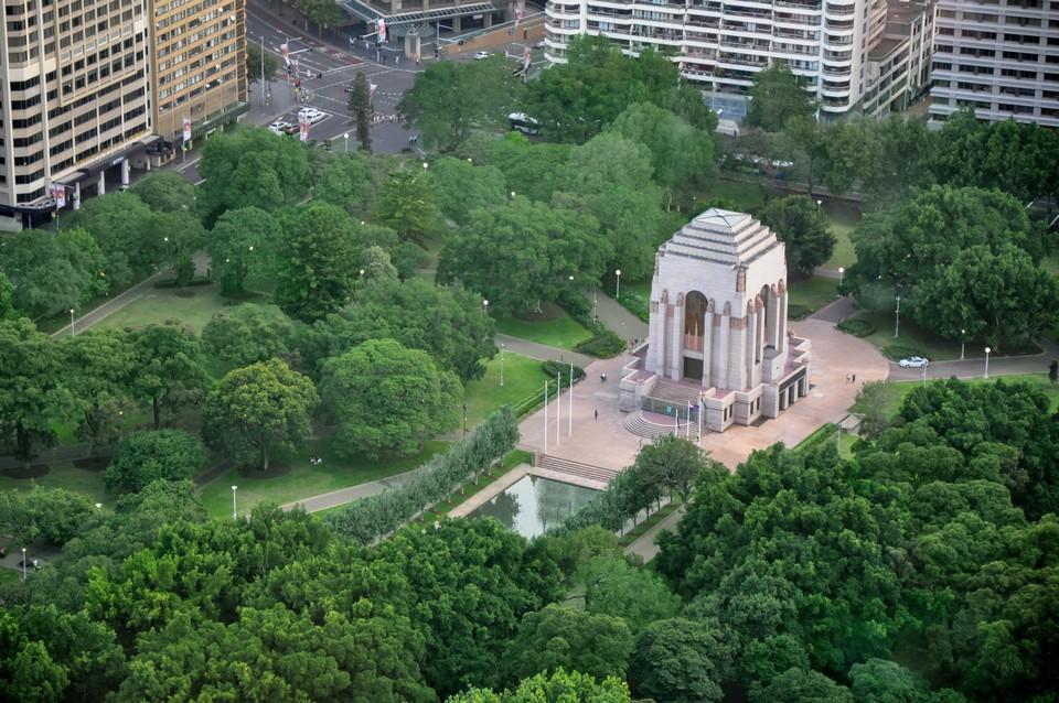 ANZAC War Memorial, Hyde Park, Sydney