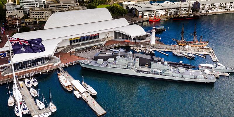 Australian National Marine Museum