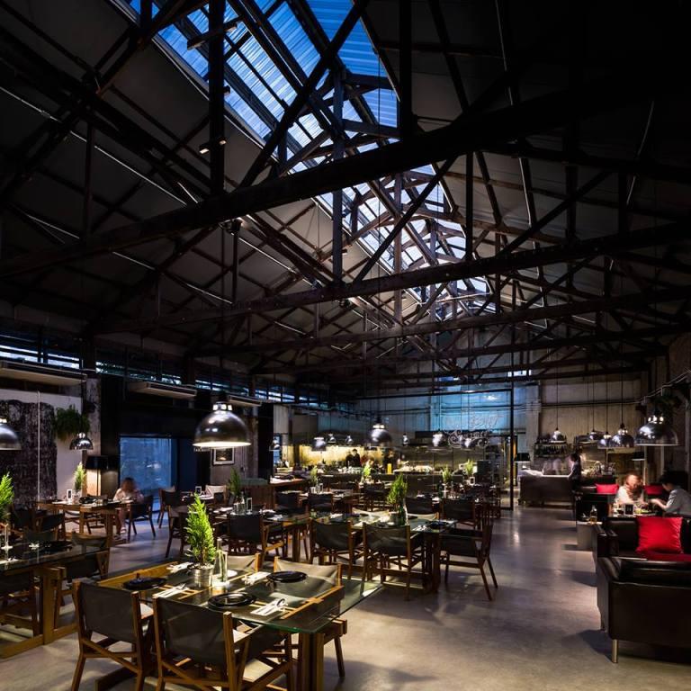 The Never Ending Summer Restaurant, The Jam Factory, Bangkok 2