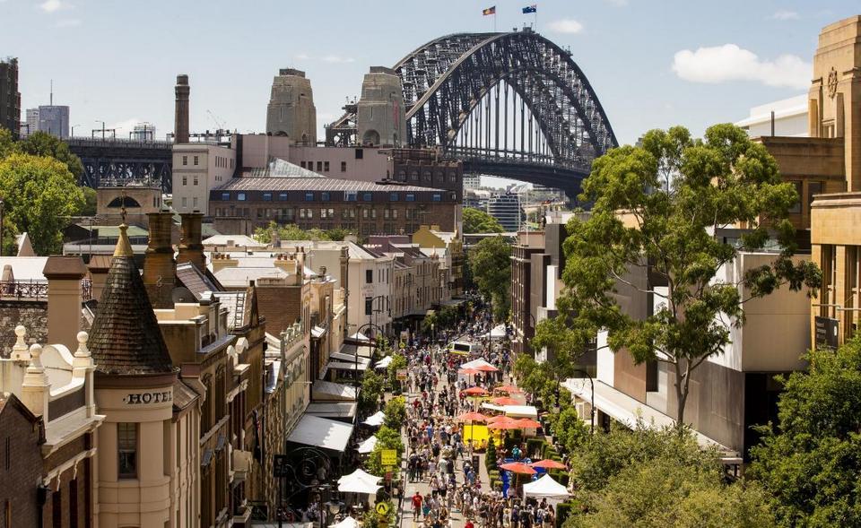 the rocks sydney australia (1)