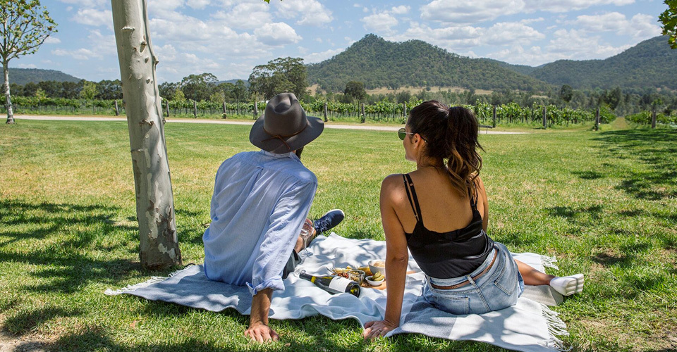 Enjoy the ultimate summer staycation at Kirkton Park Hunter Valley!