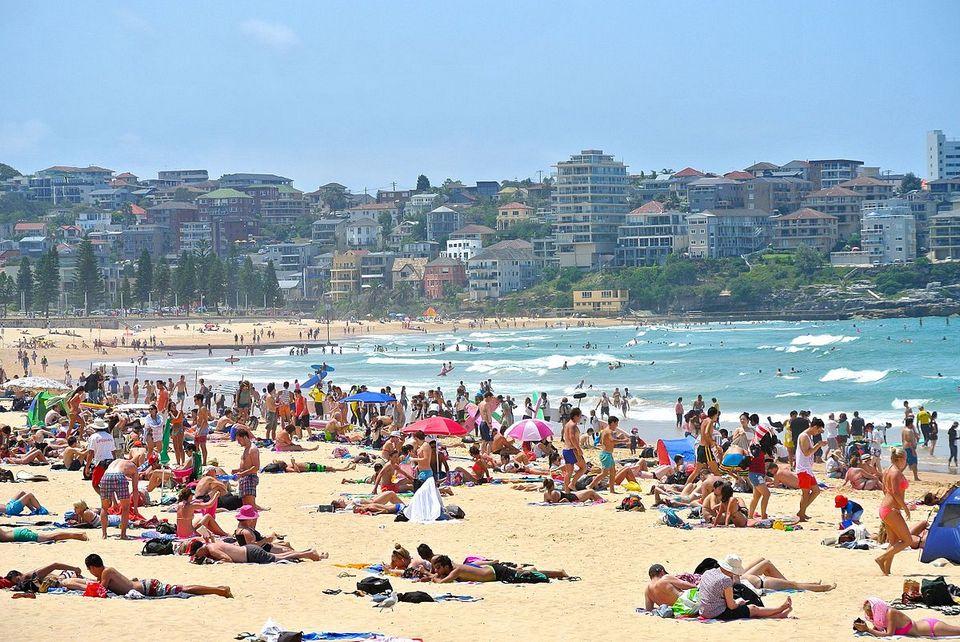 manly beach australia