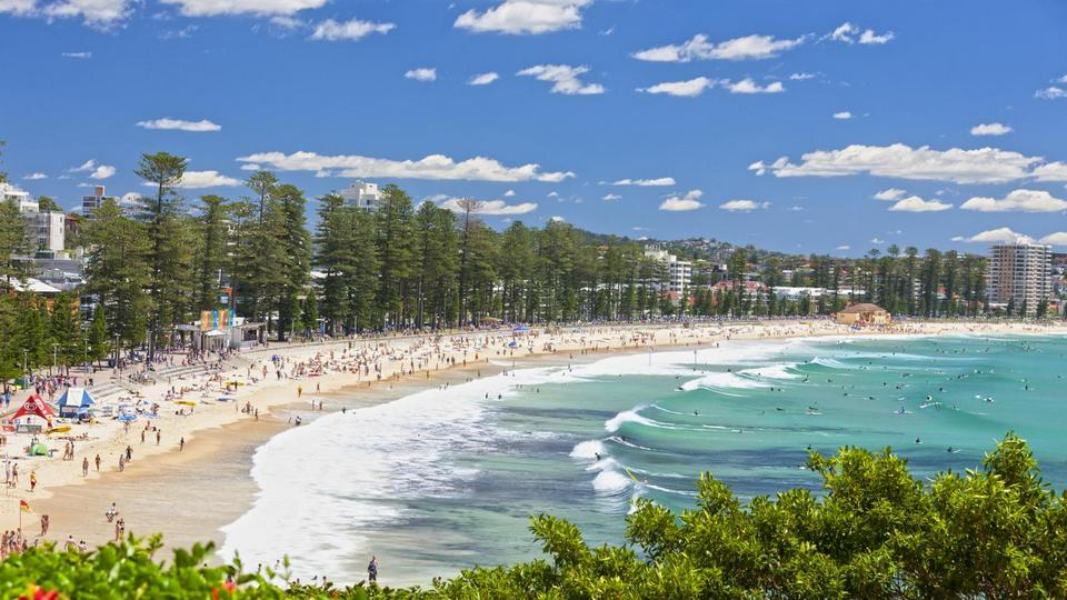 manly beach australia sydney places to visit top 10, top 10 places to visit in sydney australia,