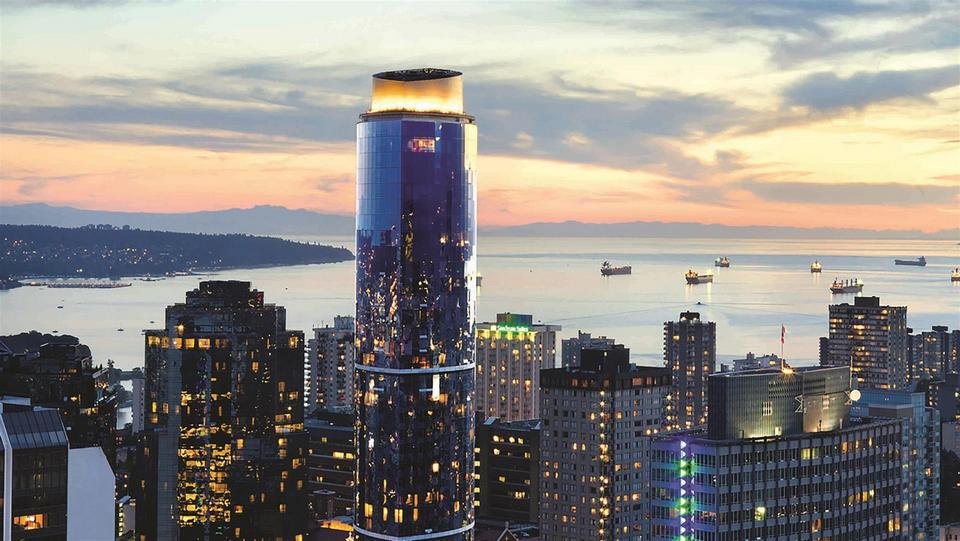 Sheraton Vancouver Wall Centre (1)