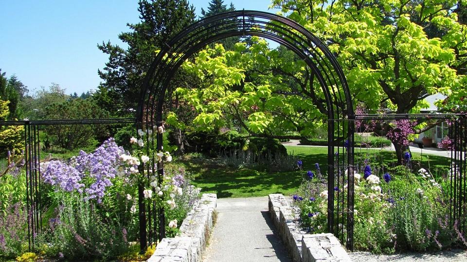 VanDusen Botanical Garden vancouver