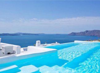 Santorini Hotels with Infinity Pool