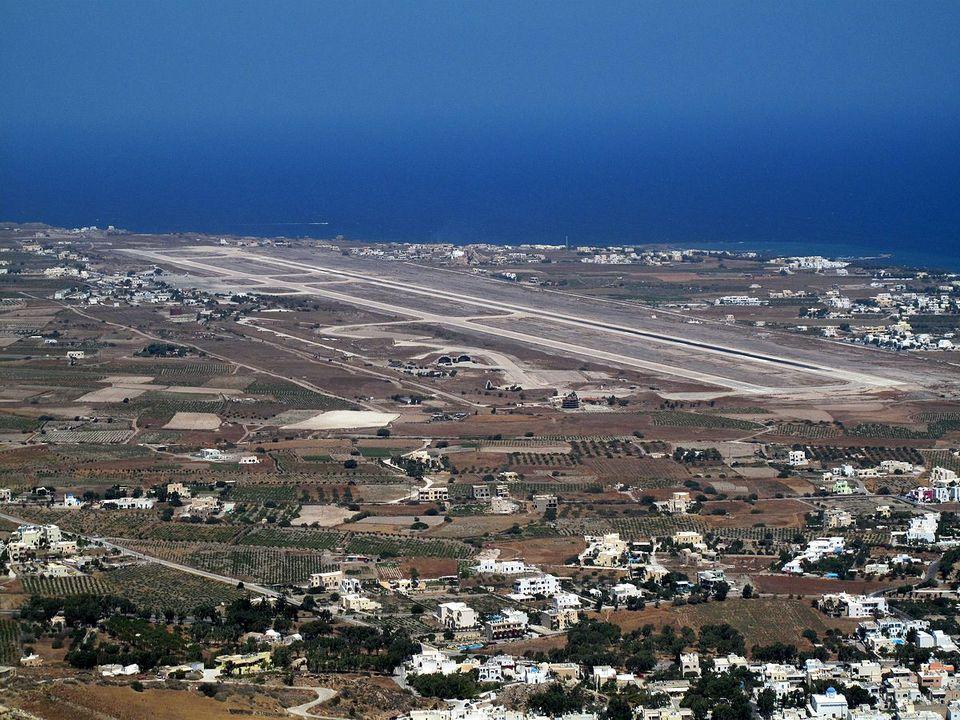 Santorini (Thira) International Airport