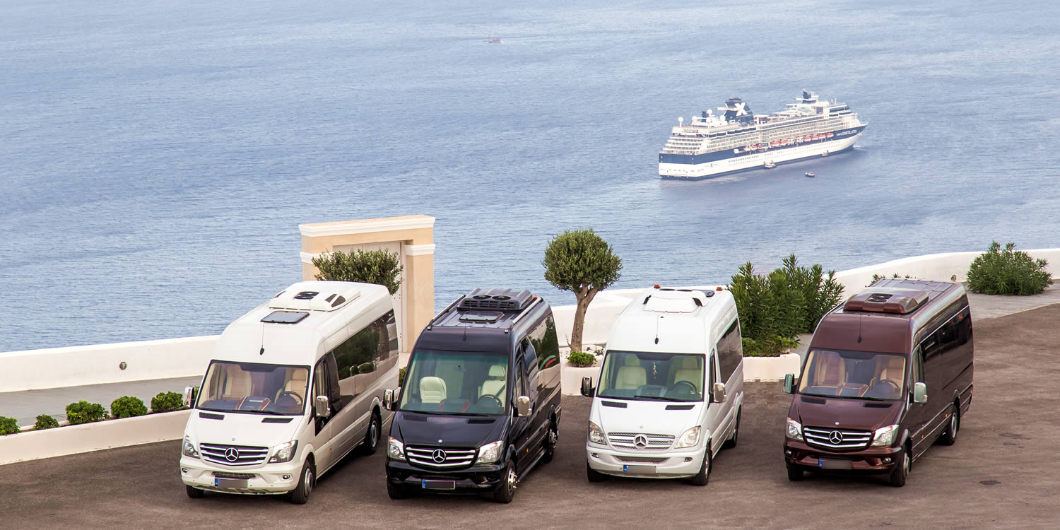 Vip Bus for Santorini Private Tours ...