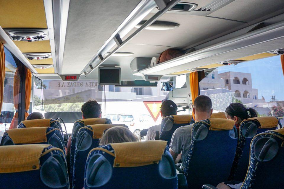 public bus santorini.3