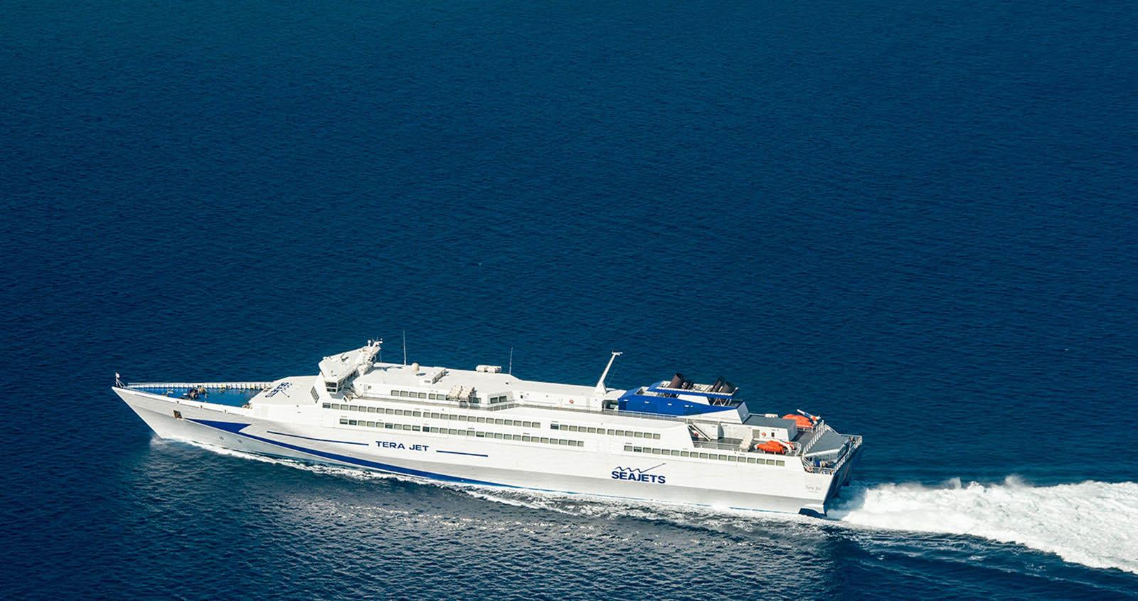Seajets Ferry
