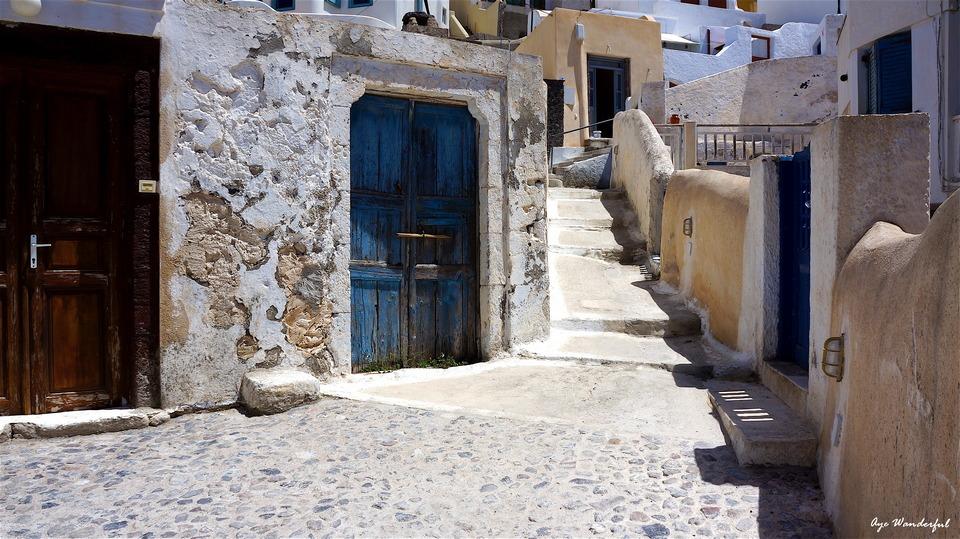 Fira Thira Santorini