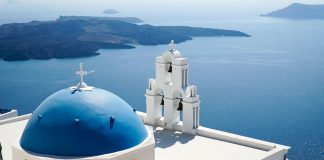 Santorini - paradise island of Greece