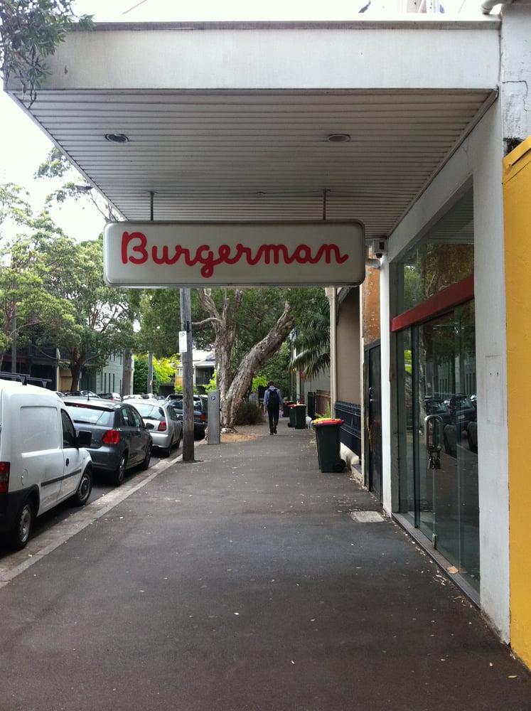 burgerman sydney