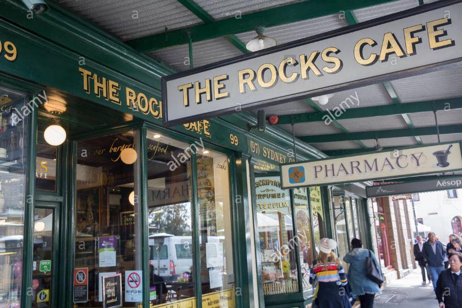1The Rocks Café sydney